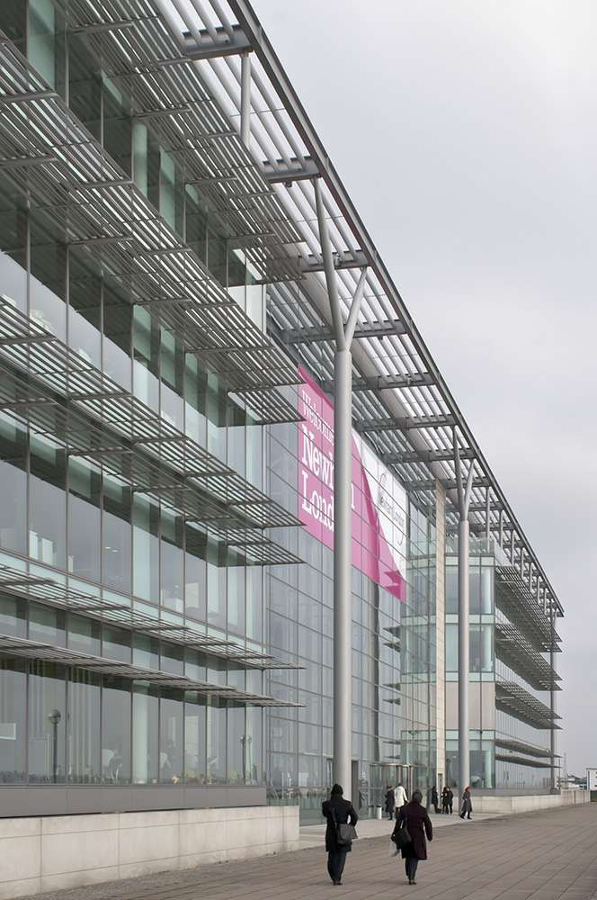 The Royals Business Park, Docklands, London 8