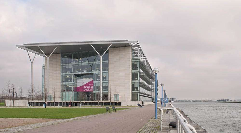 The Royals Business Park, Docklands, London 13