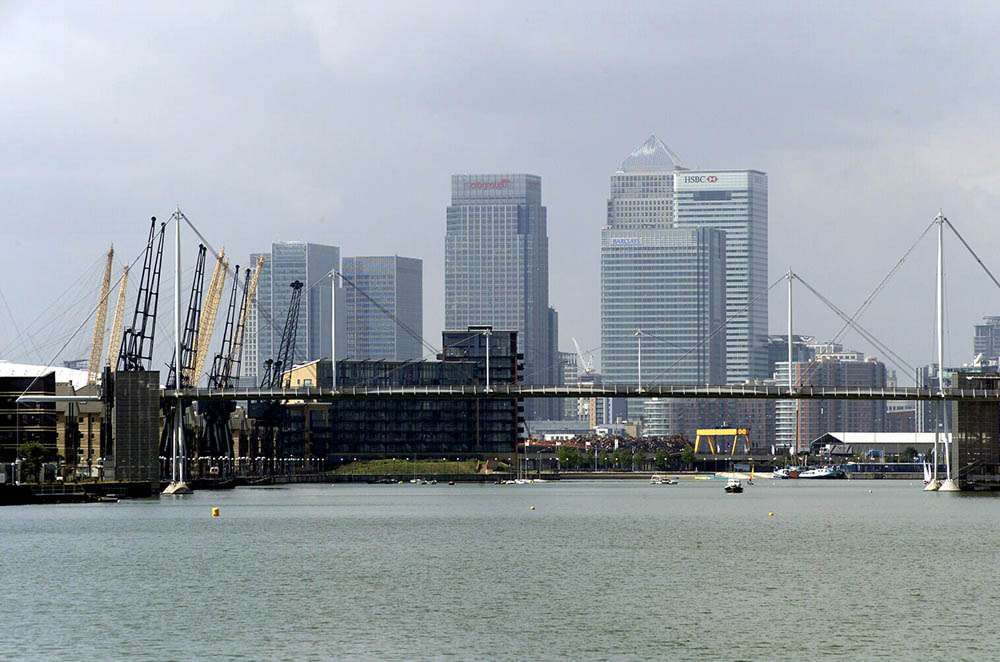 The Royals Business Park, Docklands, London 17