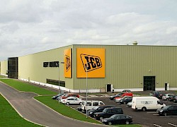 JCB Heavy Products Facility