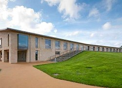 Uppingham School Sports Centre