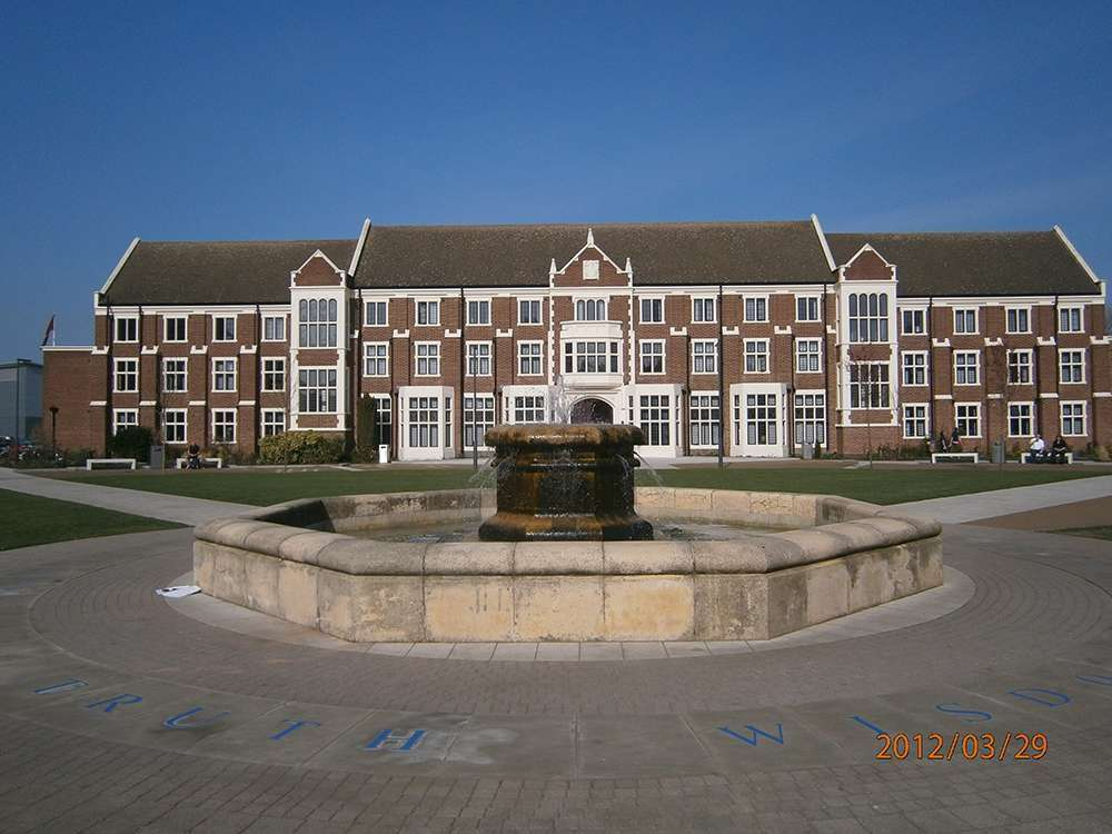 Loughborough University Rutland Hall 4