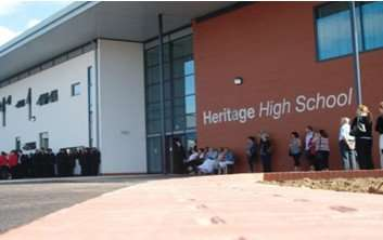 Heritage High School 2